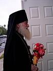 Archbishop DMITRI Visiting St. George's