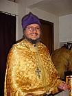 Fr. Antonio Perdomo, Pastor of St. Georges